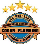 Cogar Plumbing Logo