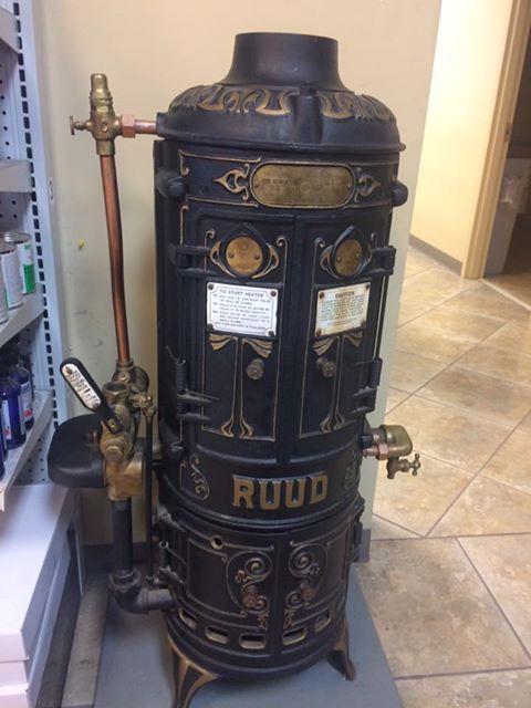 1937 Ruud Water heater